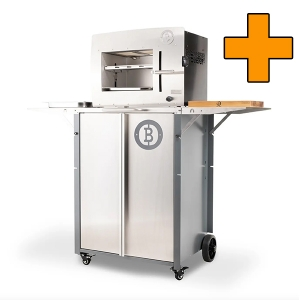 BEEFER STATION : Beefer XL + Trolley (new model)